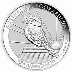 AUSTRALIJSKA KOOKABURRA 1 oz