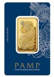 Sztaba złota PAMP 1 oz  24H